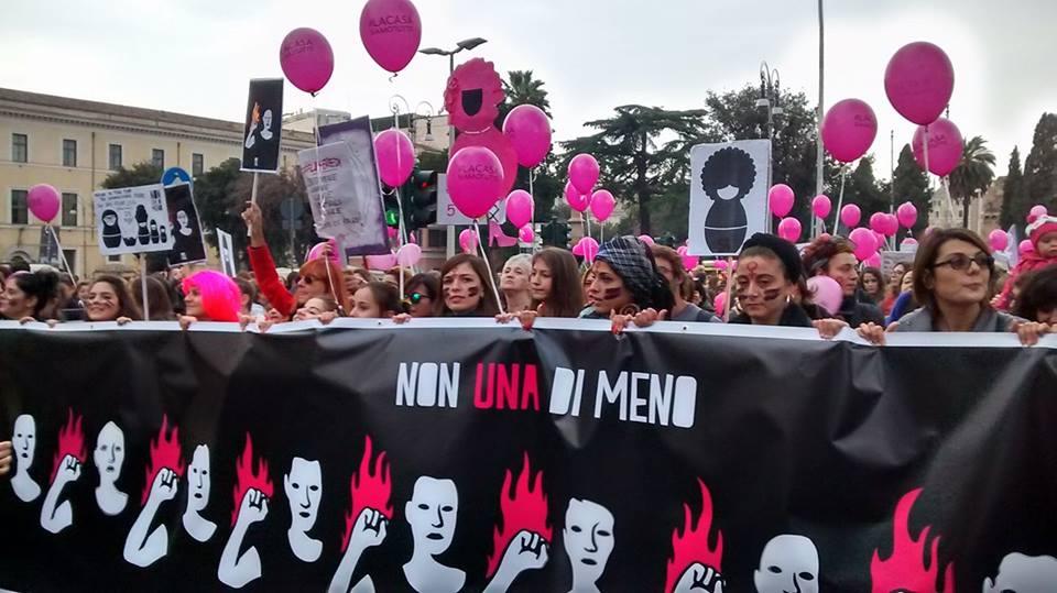 NonUnaDiMeno – Una nuova marea in piazza a Roma