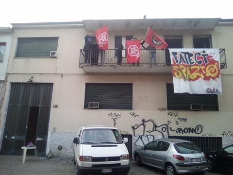 Nuova occupazione in Barona. Il CAAB libera uno spazio in Via Faenza 12/7