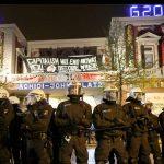 Germania – Operazione di Polizia a seguito dei fatti del G20 di Amburgo