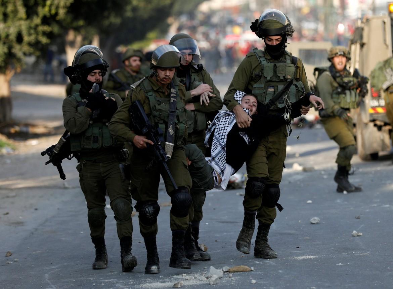 «Giorno della collera», uccisi quattro palestinesi