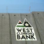 West Climbing Bank in partenza per la Palestina