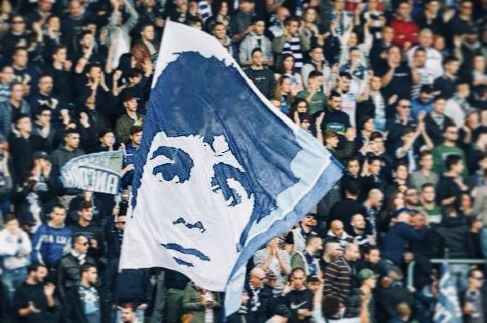 Federico Aldrovandi, non cancellerete la nostra memoria. Federico è ovunque! (da Acad)