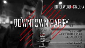 Downtown PARTY vol II @ ZAM