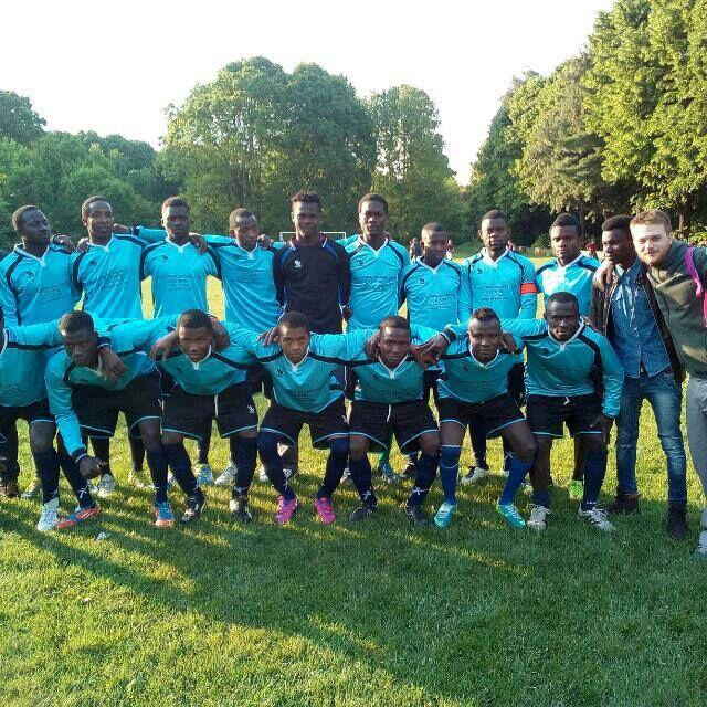 Blue Boys, la squadra afromilanese che domina il campionato popolare
