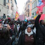Fight/Right. In migliaia a Roma per i diritti senza confini