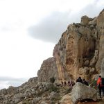 West Climbing Bank – Climb free in Yabrud