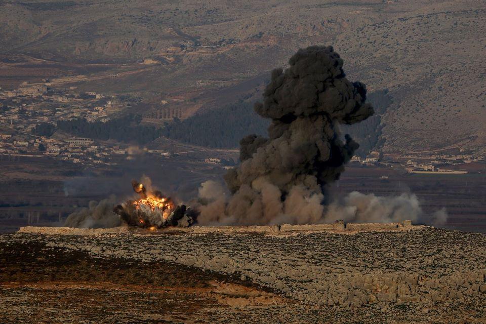 Accademici e attivisti per Afrin