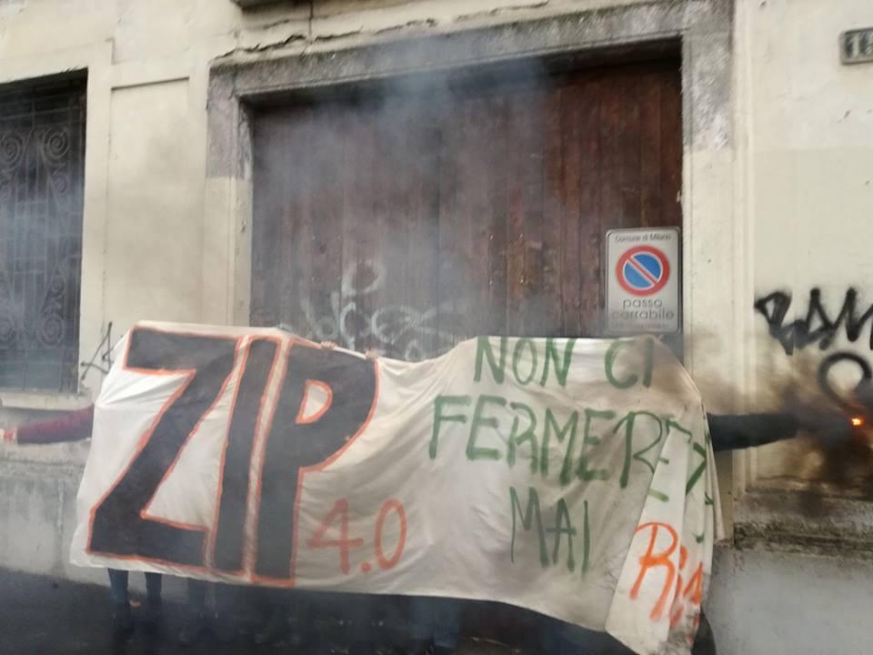 ZIP 4.0 IS BACK: NON CI FERMERETE MAI! (Viale di Porta Vercellina 15)