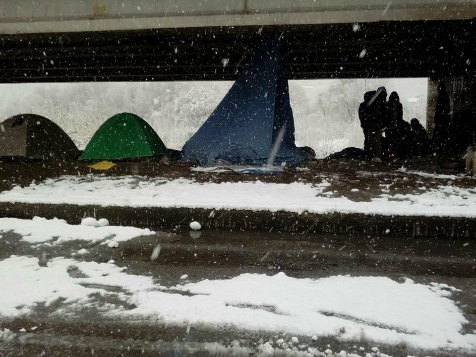 Emergenza freddo a Ventimiglia e dignità sotto zero