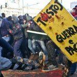 Corteo studentesco alla Regione del Dicembre 2013 – Ridotte in appello le condanne