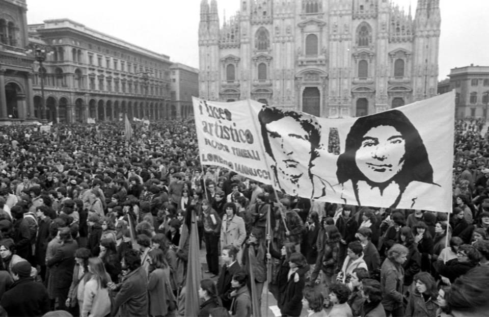 40 anni fa l'omicidio di Fausto e Iaio