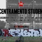 Studenti – Pre-concentramento studentesco per Dax – 16/03
