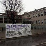 Città Studi – Striscioni in quartiere contro il trasferimento dell'università ad Expo. In attesa del 6 Marzo