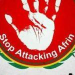 Fermiamo la pulizia etnica della Turchia contro la città curda di Afrin – UikiOnlus