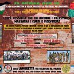 Incontro 13 Aprile ore 18.00: di ritorno dalla Palestina, con i nostri compagni in Kurdistan