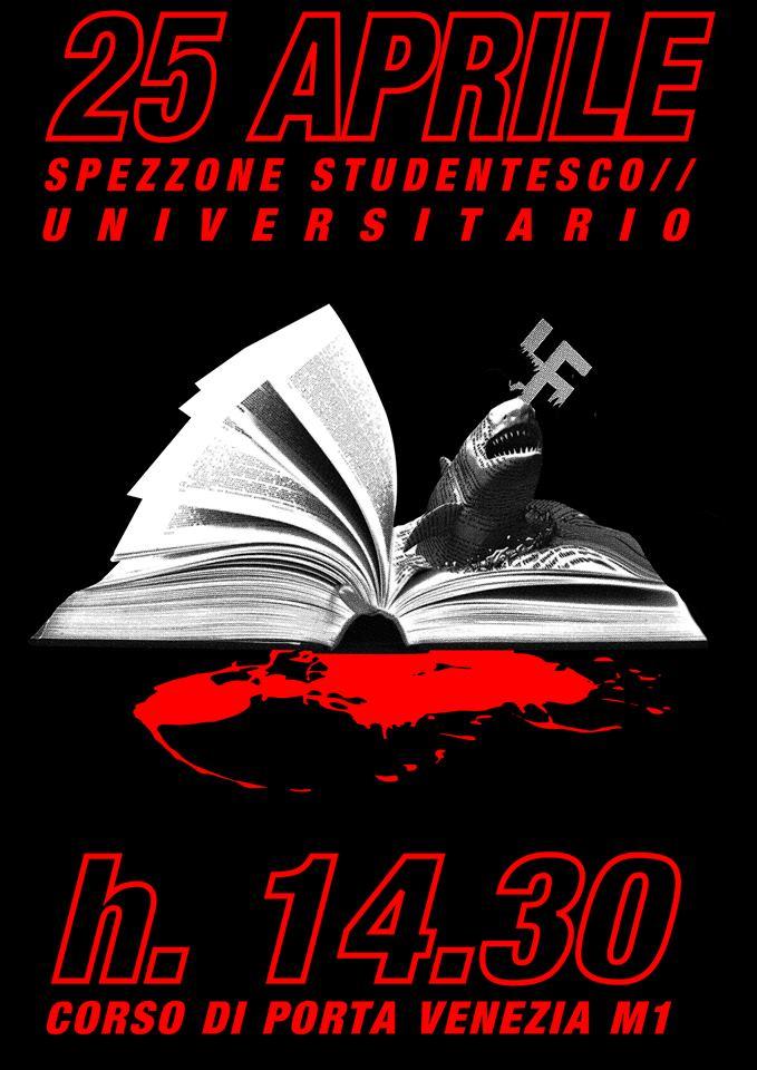 25 aprile: cultura e saperi contro fascismo e razzismo