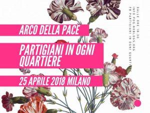 Partigiani in ogni quartiere 2018 @ Milano