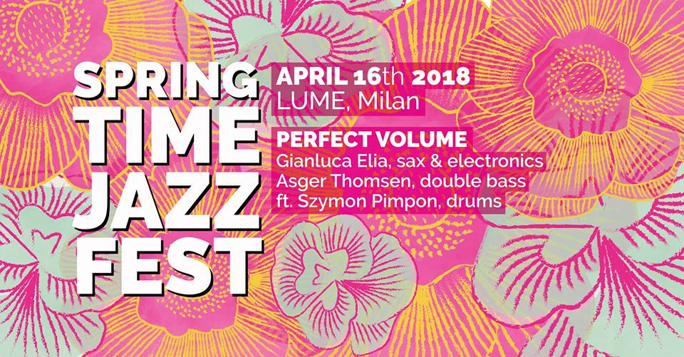 Perfect Volume at Springtime Jazz Festival 2018 | #12