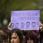 Pamplona – No es abuso es violaciòn