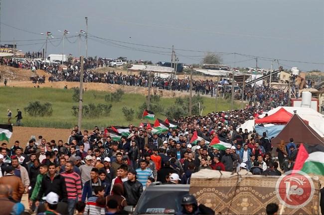 """Marcia del Ritorno – Mustafa Barghouti: """"Unità e mobilitazione popolare"""""""