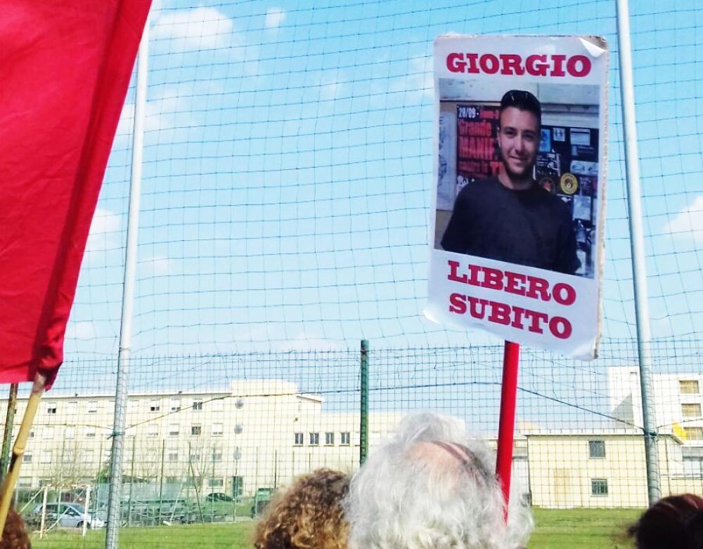 Lettera di Giorgio 'Brescia' dal carcere di Piacenza