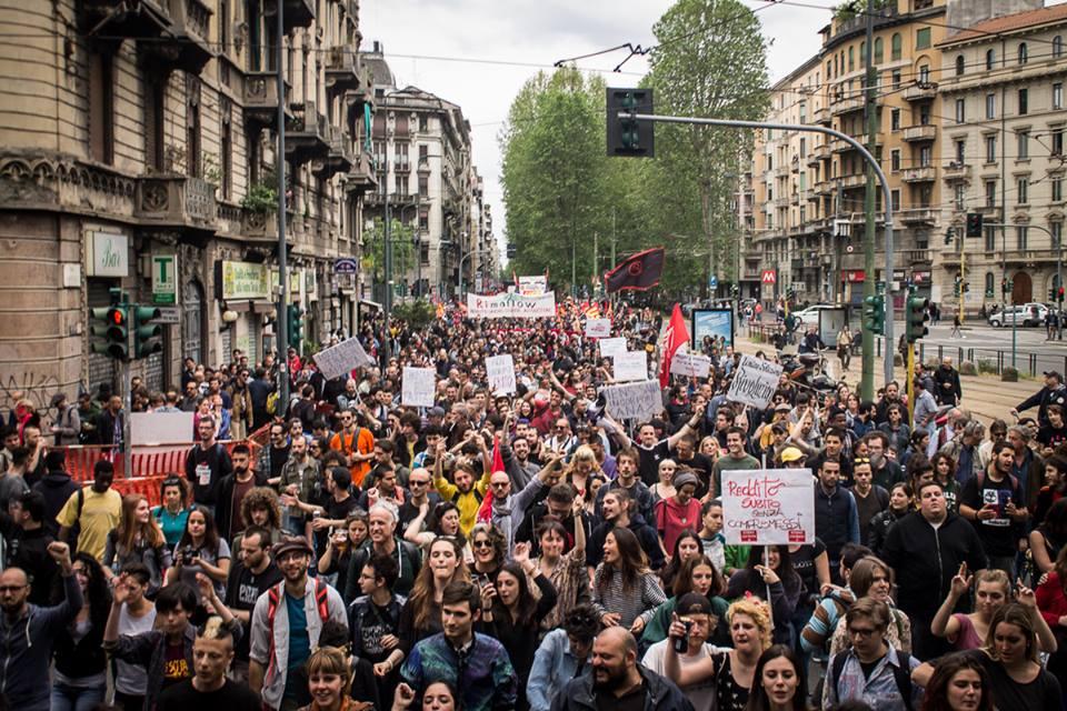 Primo Maggio 2018 a Milano – Una photogallery