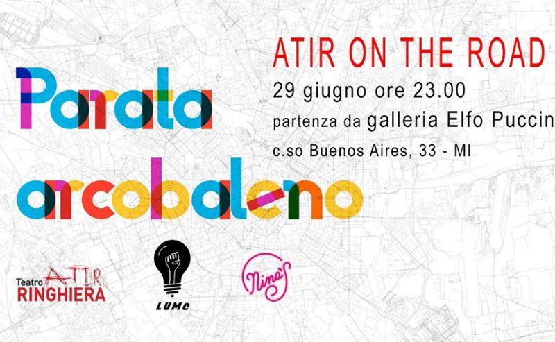 Atir On the Road | Parata Arcobaleno – 29 Giugno @ Corso Buenos Aires 33