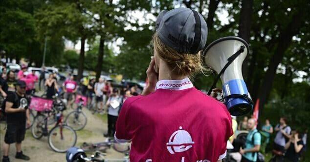 Riders: tavolo nazionale – Presidio – Non per noi ma per tutti! – 2 Luglio @ Roma