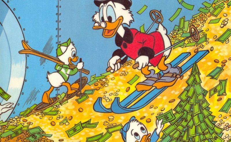 Flat Tax: prima gli Italiani ricchi!