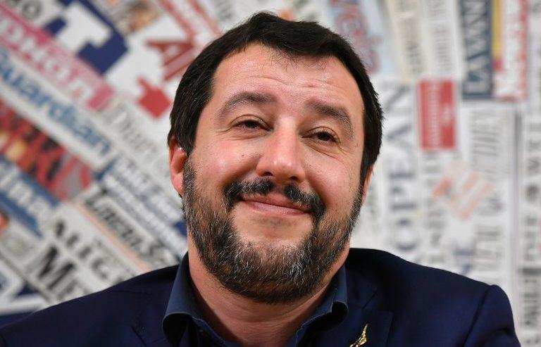 Matteo Salvini – Piccola arte della sparata quotidiana