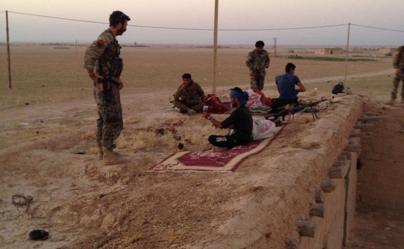 Aggiornamenti sul conflitto siriano: la battaglia di Al Dashisha
