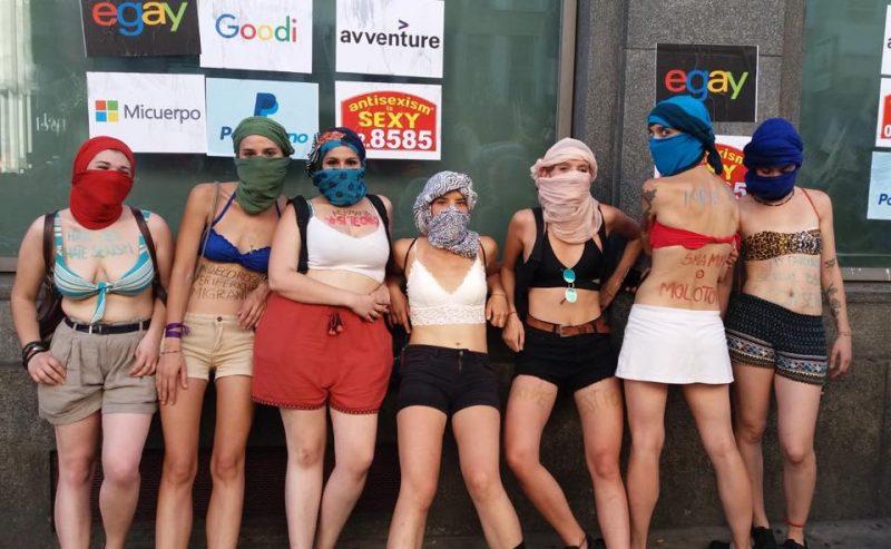 "Su Matteo Salvini e le ""femministe col burqa"""