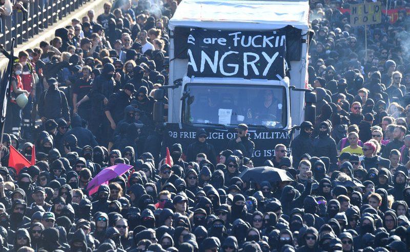 G20 Amburgo: nuova ondata di arresti
