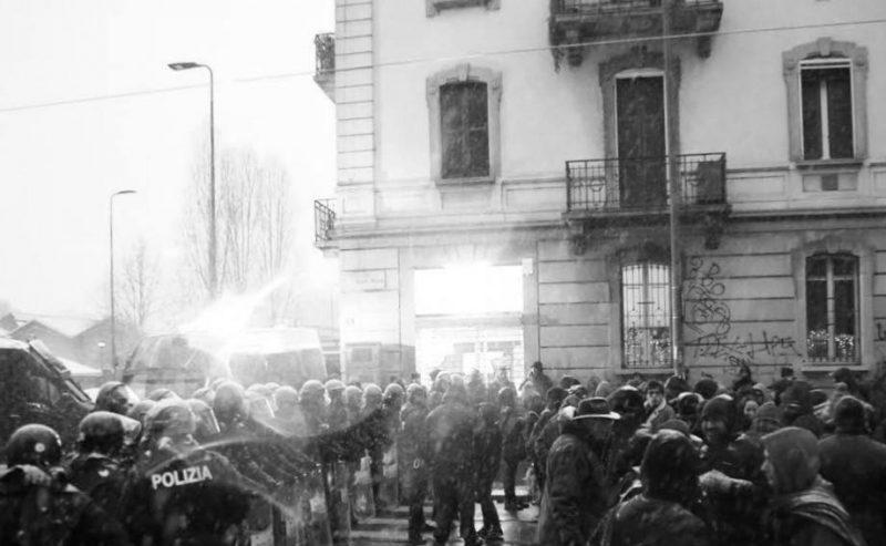 La repressione non va in vacanza – Denunciati antifascisti di Milano Sud