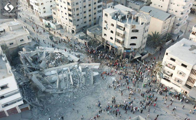 Gaza – Cessate il fuoco dopo 24 di missili e bombe