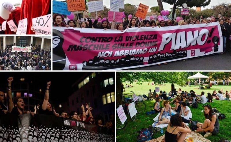 Assemblea NonUnaDiMeno Milano – 19 Settembre @ Piazza XXIV Maggio