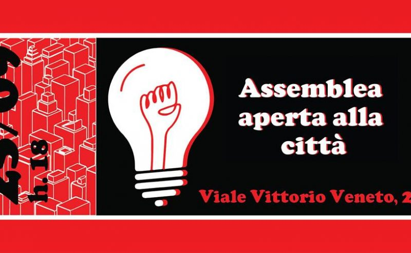 Assemblea di autogoverno aperta alla città – 25 Settembre @ LUMe