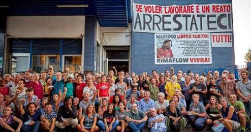 RiMaflow resiste grazie alla solidarietà. Ma ora dobbiamo fare di più #MassimoLibero
