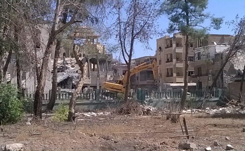 Raqqa, a quasi un'anno dalla liberazione