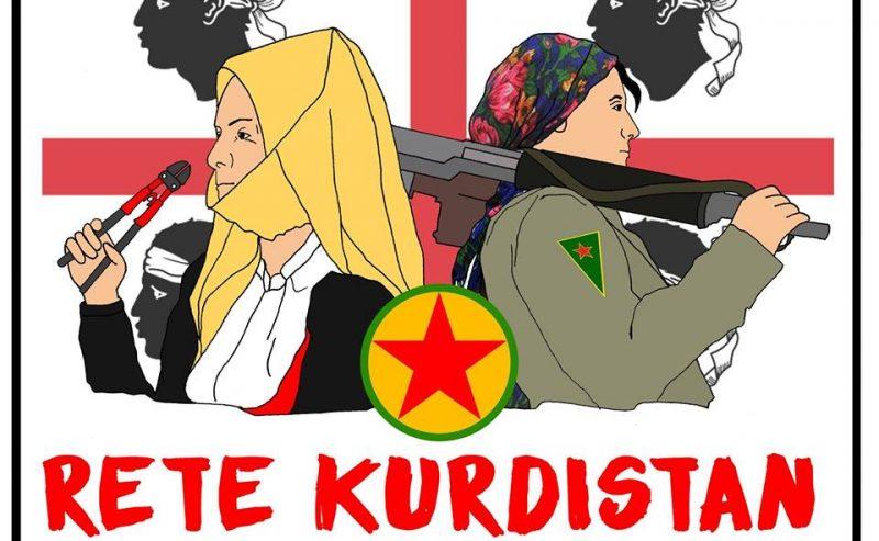 Solidali con chi resiste – Comunicato Rete Kurdistan Sardegna