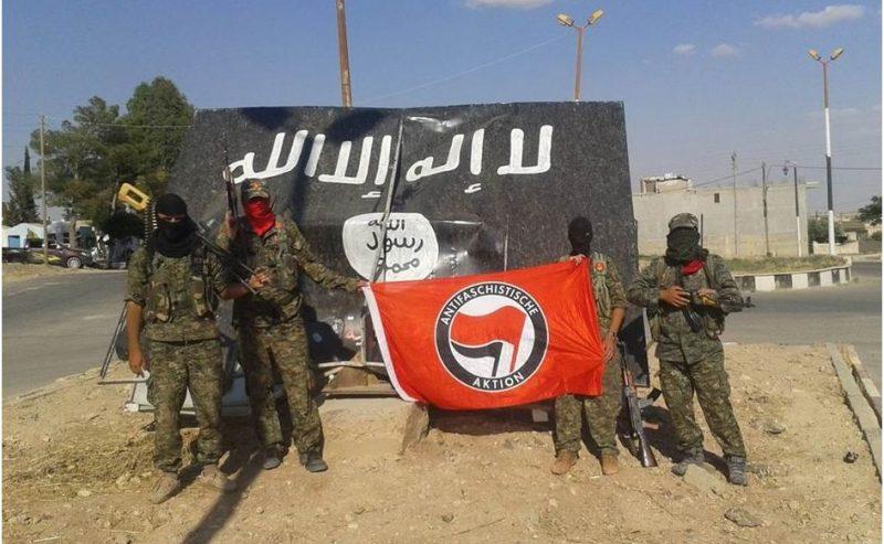 Siamo tutti YPG! Solidarietà al combattente YPG perquisito in Sardegna