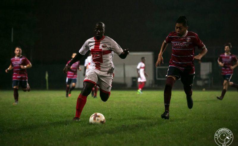 Sporting Leb vs St.Ambroeus FC. 2-2