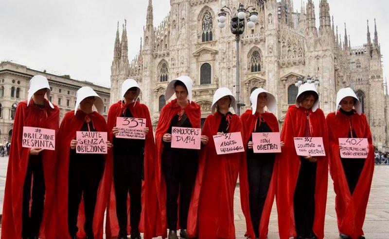 La 194 non si tocca: tutt* davanti Comune di Milano! – 22 Novembre