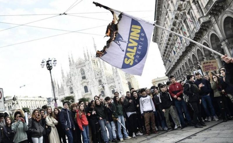 14/12 – Corteo studentesco