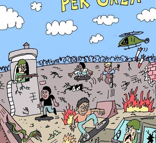 Sostieni il crowdfunding del Gaza Freestyle Festival!