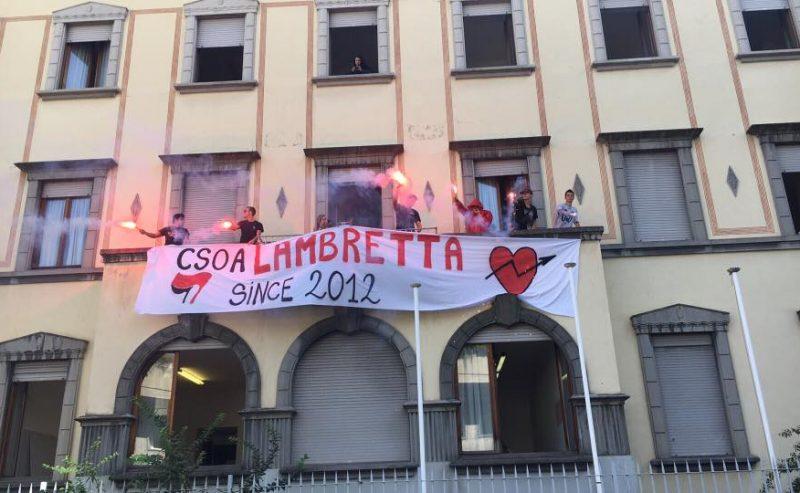 Lambretta stories 2014-2018