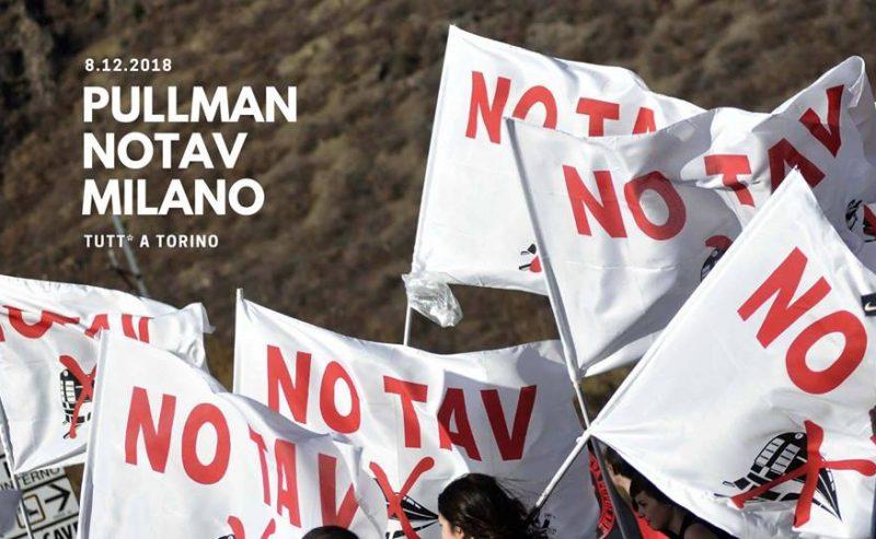 Pullman Notav da Milano sud_tutt* a Torino – 8 dicembre @ Famagosta