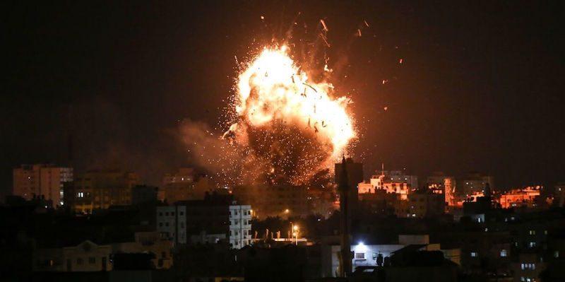 Israele/Palestina – La politica di Netanyahu tra attacchi militari e pena di morte selettiva