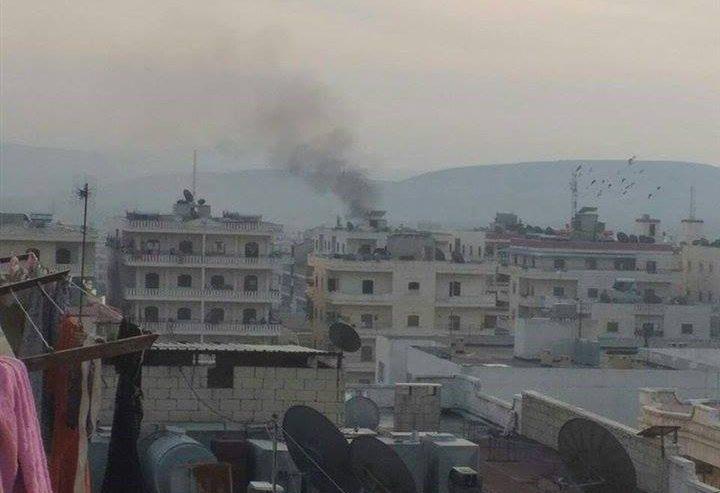 Scontri tra forze turche e mercenari ad Afrin – da Binxet sotto il confine