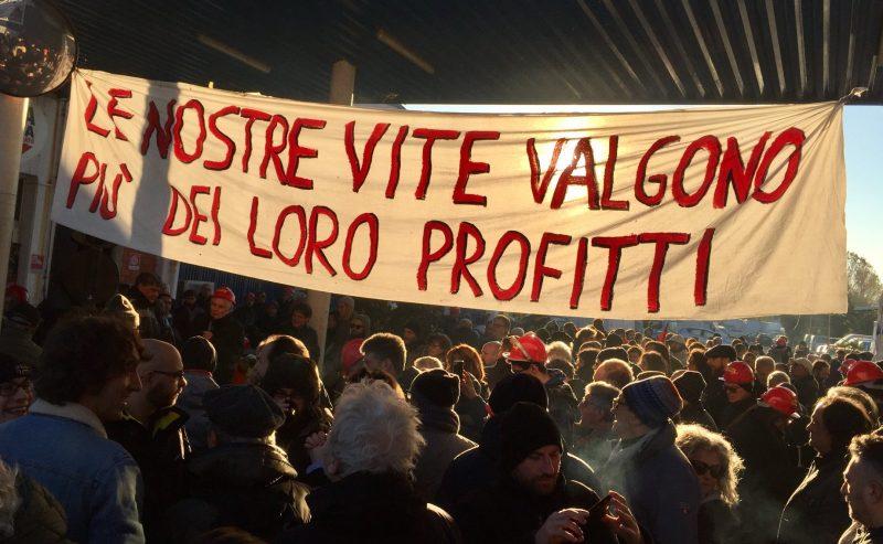 Ri-Maflow: la lotta paga!